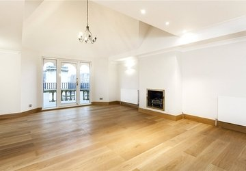 Penthouse for sale in Bickenhall Street view1