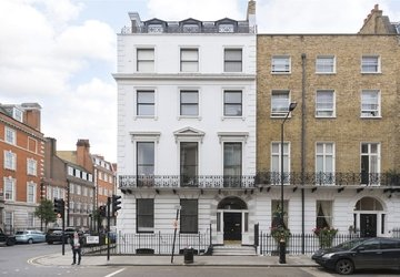Apartment sold subject to contract in Harley Street view1