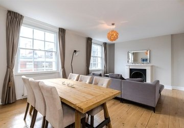 Duplex to rent in Connaught Street view1