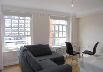 Studio Flat to rent in Park West view1
