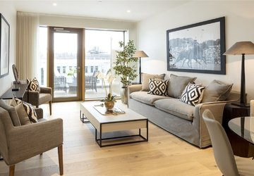 Apartment to rent in Vauxhall Bridge Road view1