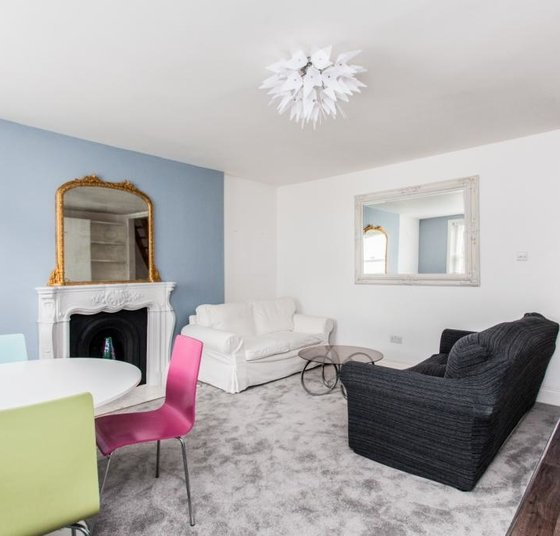Apartment tc in Hereford Road view1