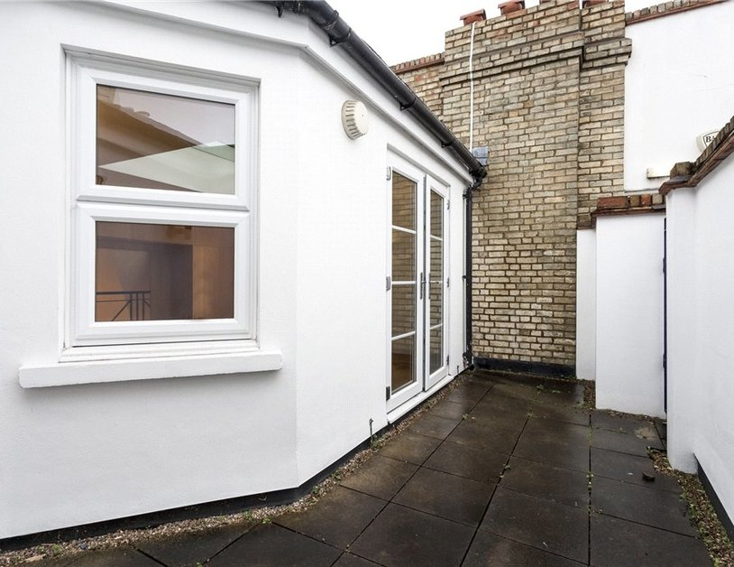 Penthouse for sale in Bickenhall Street view10
