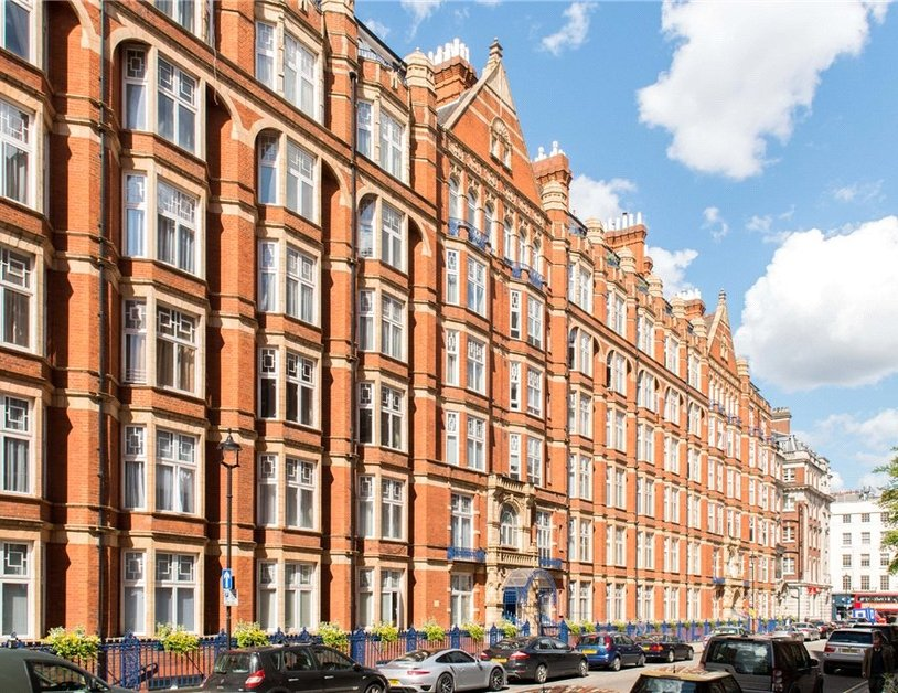 Penthouse for sale in Bickenhall Street view3