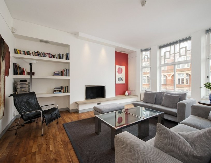 Apartment for sale in Bickenhall Street view2