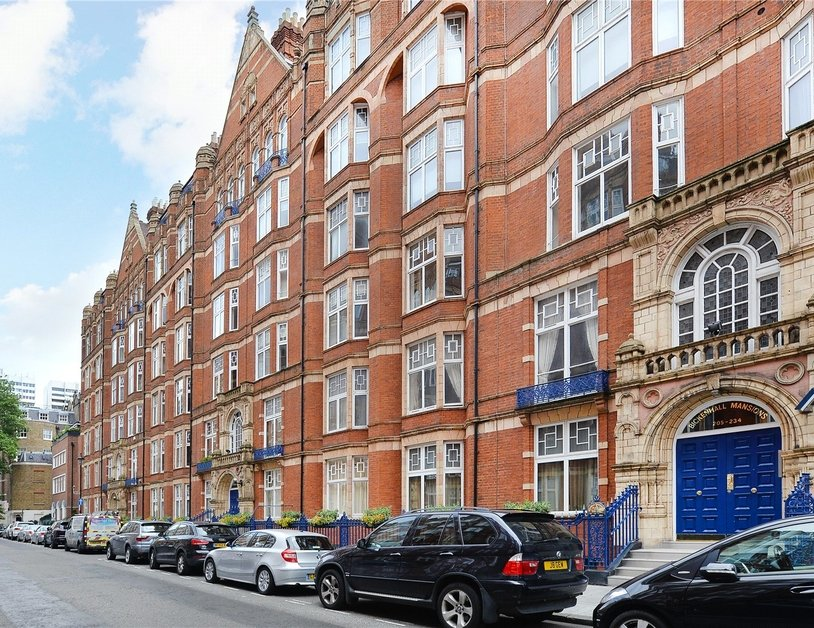 Apartment for sale in Bickenhall Street view6