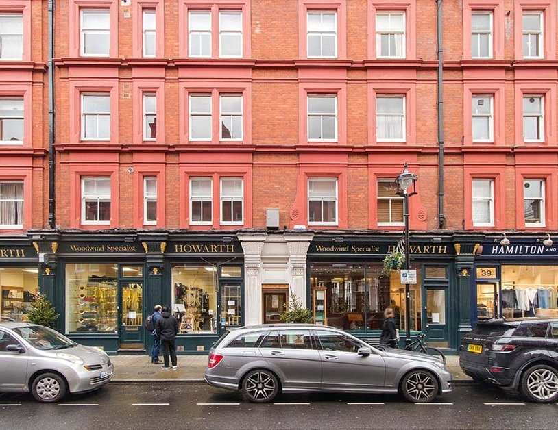 Apartment for sale in Chiltern Street view8
