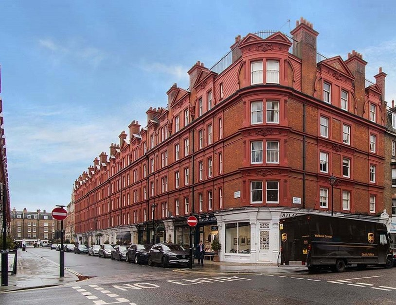 Apartment for sale in Chiltern Street view4