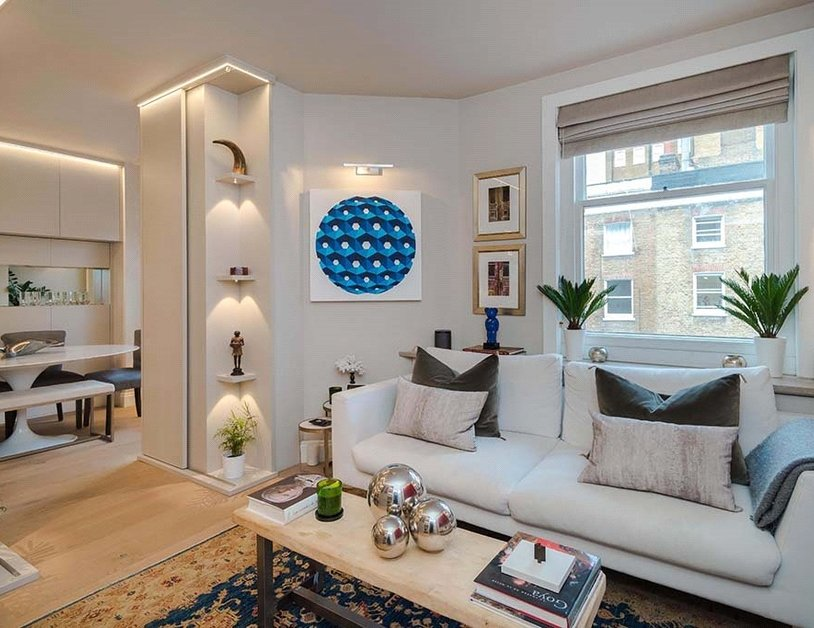 Apartment for sale in Chiltern Street view1