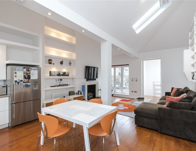 Duplex for sale in Crawford Street view7