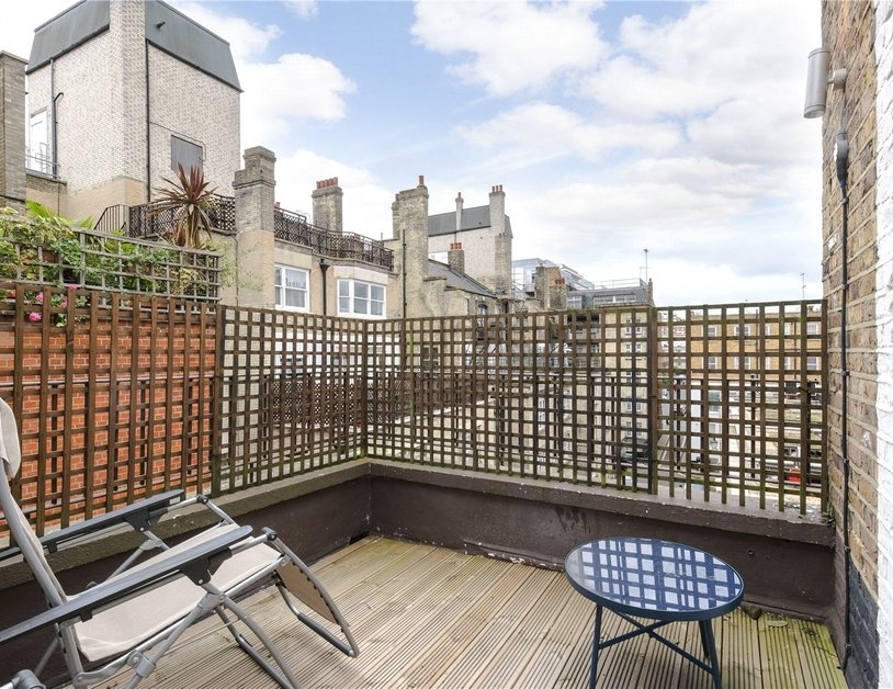 Duplex for sale in Crawford Street view2