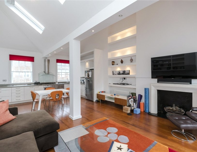Duplex for sale in Crawford Street view12