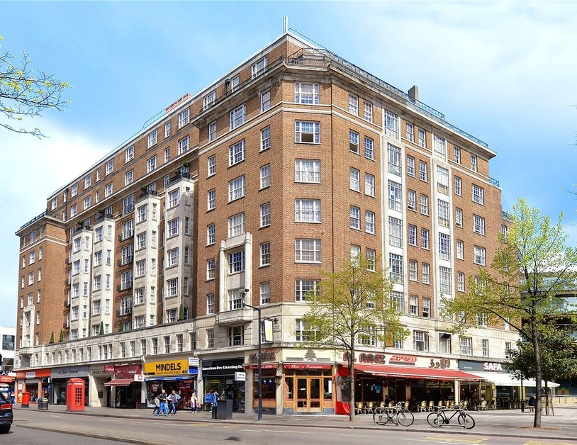 Apartment sold in Edgware Road view8