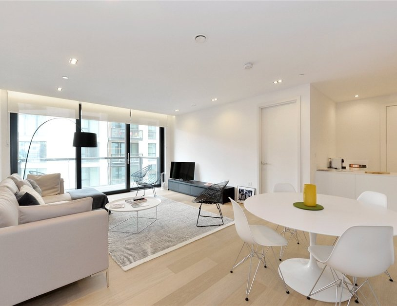Apartment for sale in Handyside Street view1