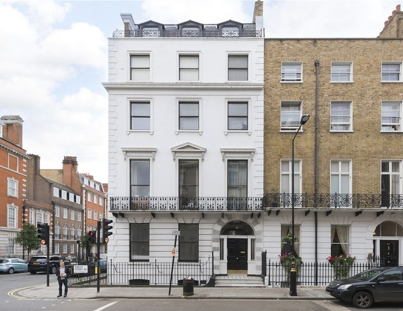 Apartment for sale in Harley Street view1-thumb