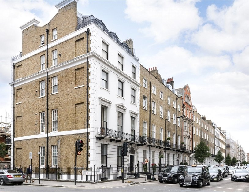 Apartment for sale in Harley Street view11