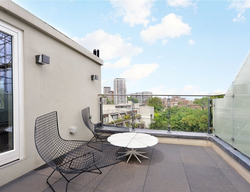 Penthouse for sale in Hyde Park Place view13