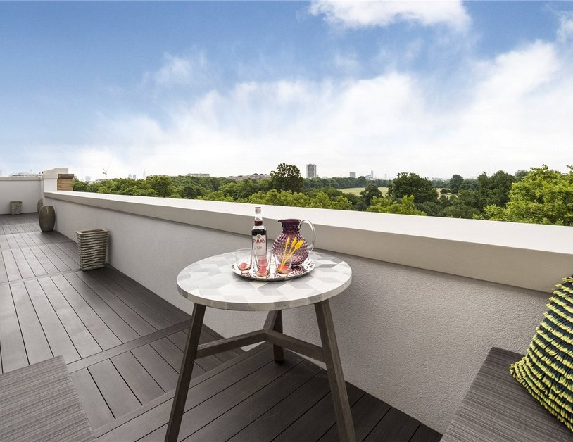 Penthouse for sale in Hyde Park Place view20
