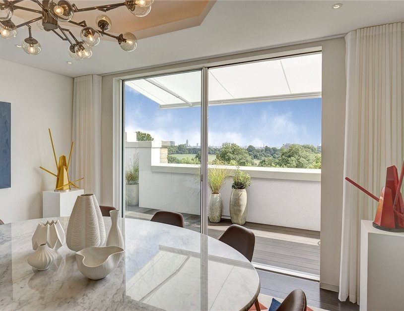 Penthouse for sale in Hyde Park Place view17