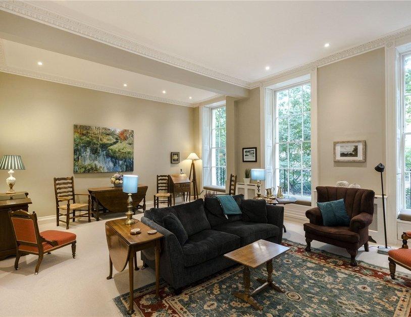 Duplex sold in Montagu  Square view1