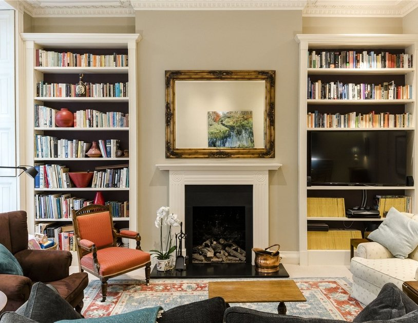 Duplex sold subject to contract in Montagu  Square view5