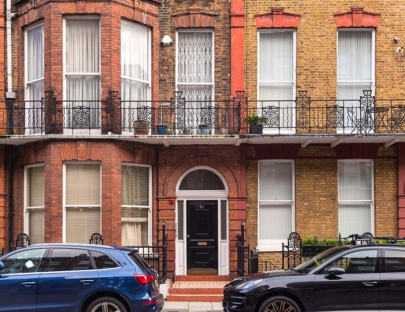 Duplex for sale in Nottingham Place view7