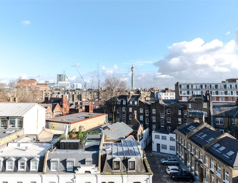 Duplex for sale in Nottingham Place view17