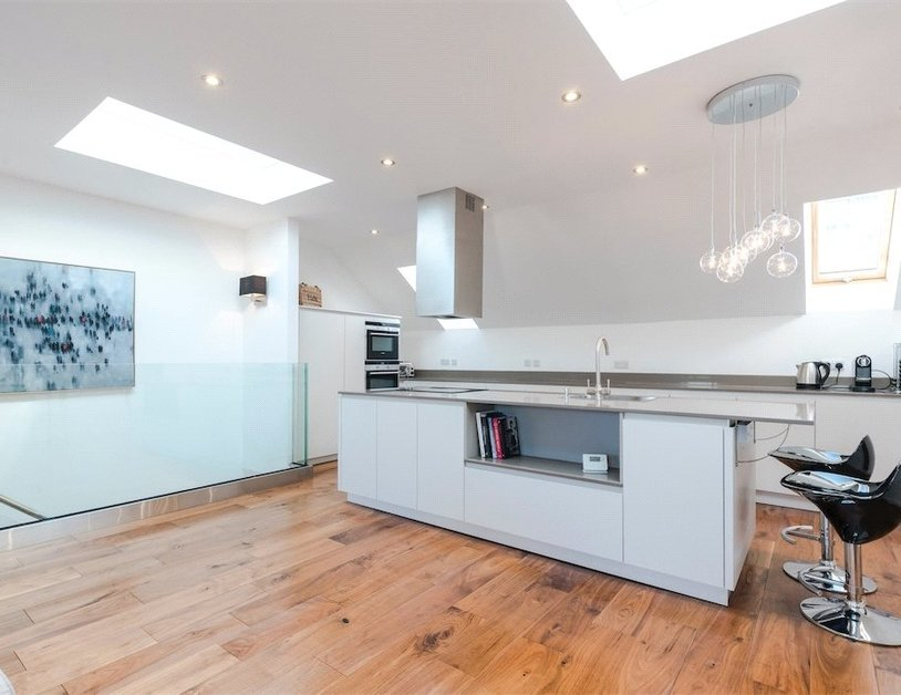 Duplex for sale in Nottingham Place view6