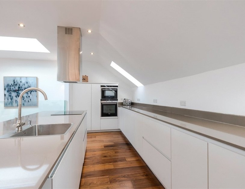 Duplex for sale in Nottingham Place view2