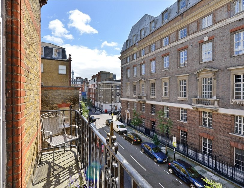 Apartment sold in Nottingham Street view7