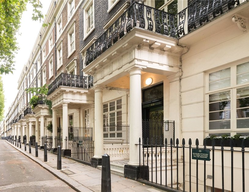 Apartment sold in Sussex Gardens view2
