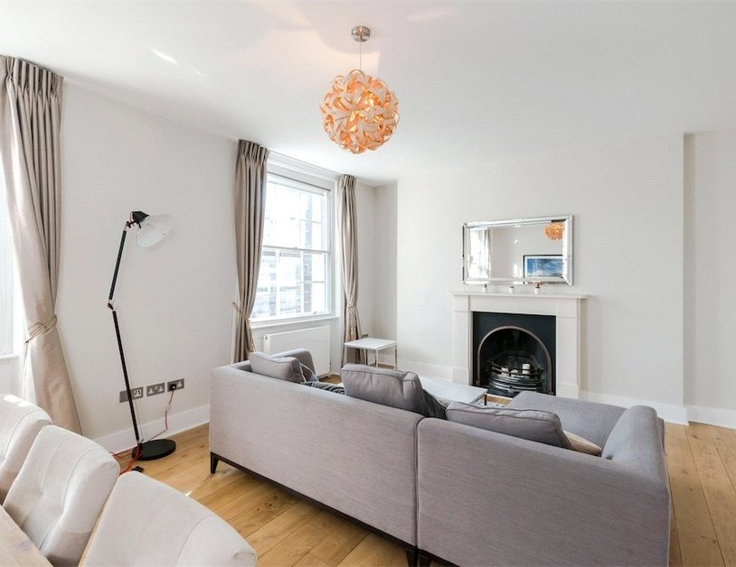 Duplex to rent in Connaught Street view7