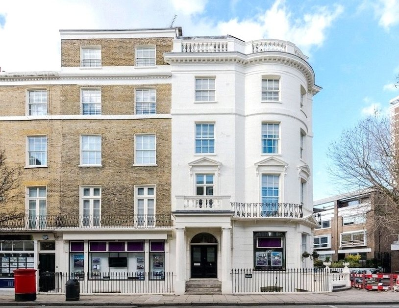 Duplex to rent in Connaught Street view8