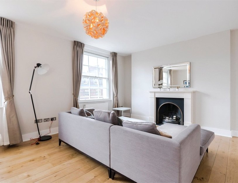 Duplex to rent in Connaught Street view9