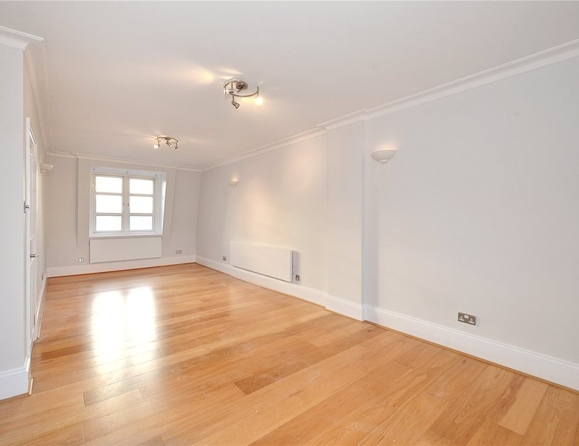 Apartment to rent in Hallam Street view2