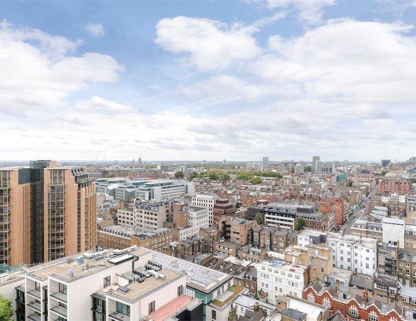 Duplex to rent in Luxborough Street view2