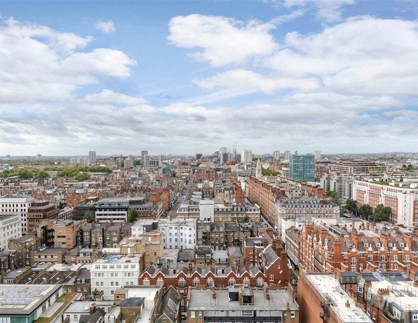 Duplex to rent in Luxborough Street view12