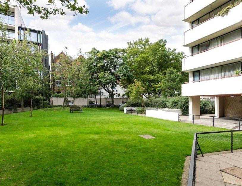 Duplex to rent in Luxborough Street view14
