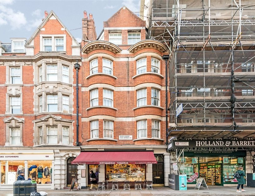 Apartment to rent in Marylebone High Street view1