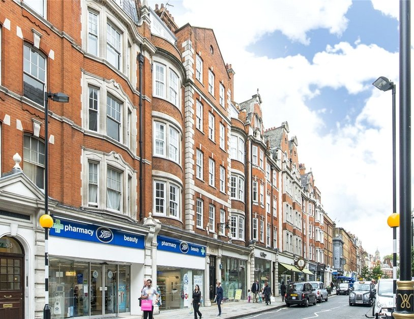 Apartment to rent in Marylebone High Street view11