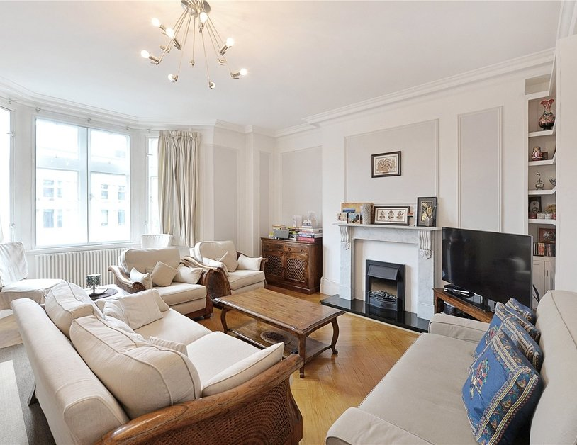 Apartment to rent in Marylebone Road view1