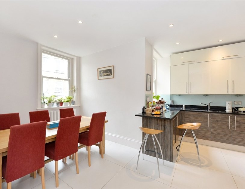Apartment to rent in Marylebone Road view7