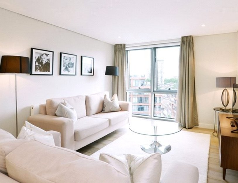 Apartment to rent in Merchant Square East view1