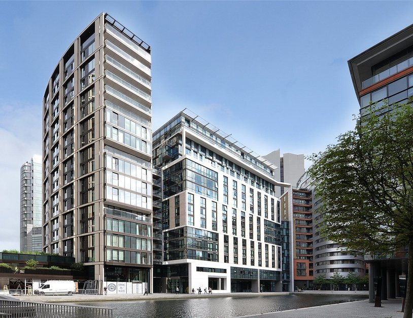 Apartment to rent in Merchant Square East view3