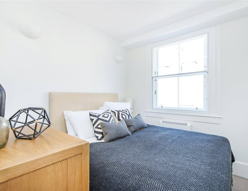 Apartment to rent in Moxon Street view2