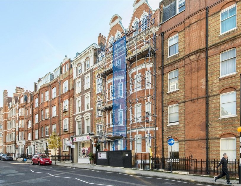 Apartment to rent in New Cavendish Street view10