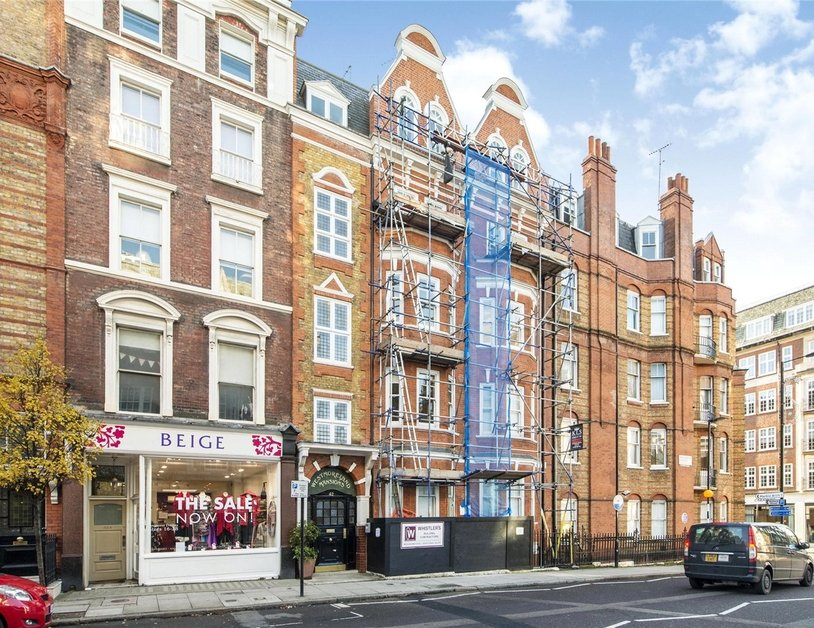 Apartment to rent in New Cavendish Street view4