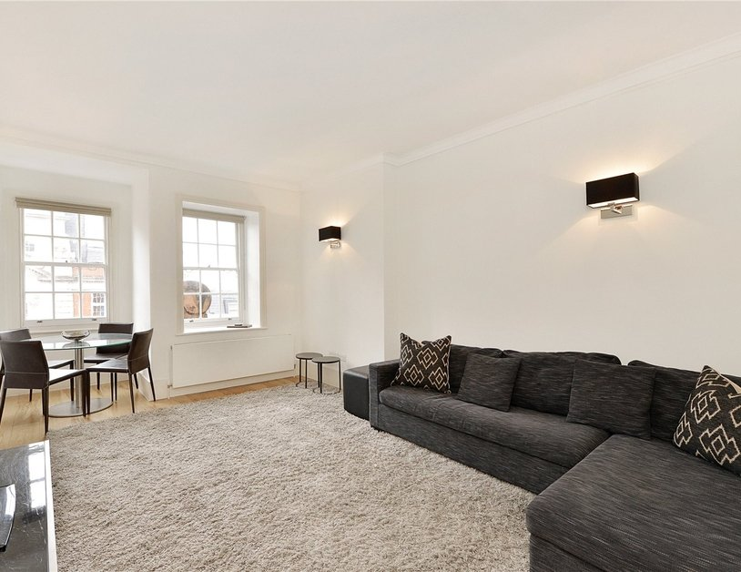 Apartment to rent in North Audley Street view8