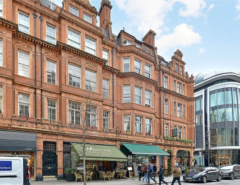 Apartment to rent in North Audley Street view15