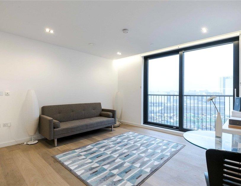 Studio Flat to rent in Plimsoll Building view3